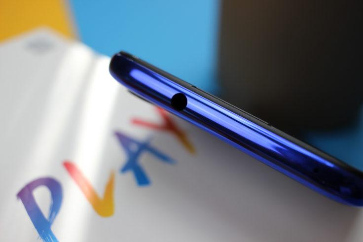 Xiaomi Mi Play Kopfhöreranschluss