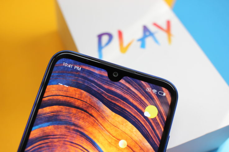 Xiaomi Mi Play Notch