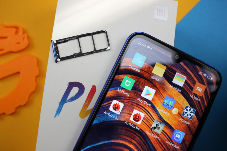 Xiaomi Mi Play SIM Slot