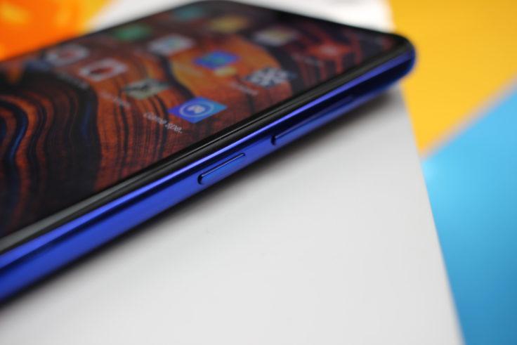 Xiaomi Mi Play Tasten