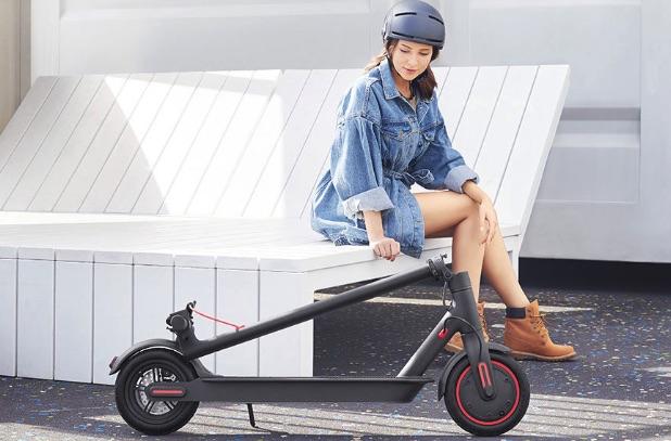 Xiaomi Mijia E-Scooter E-Roller faltbar
