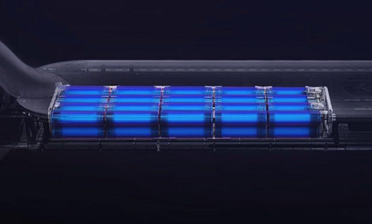 Xiaomi Mijia E-Scooter Pro Batterie