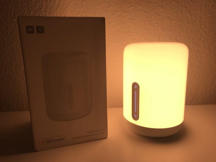 Xiaomi Mijia Nachttischlampe 2 Verpackung