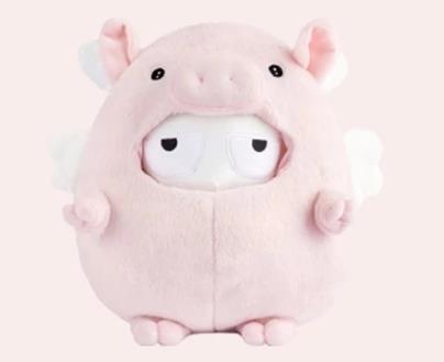 Xiaomi Mitu Stofftier Rabbit Schwein Hase Mi