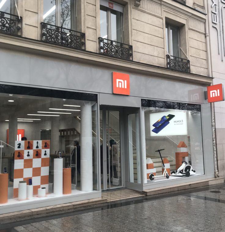 Xiaomi Store Paris