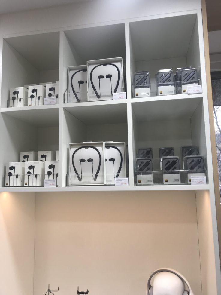 Xiaomi Store Paris Kopfhörer