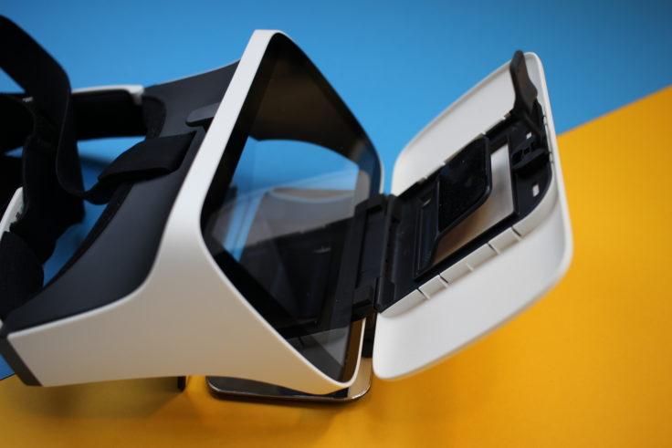 Ximmerse Visor X Smartphone Brille Halterung