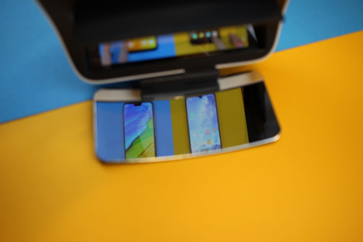 Ximmerse Visor X Smartphone Brille Spiegelung (1)