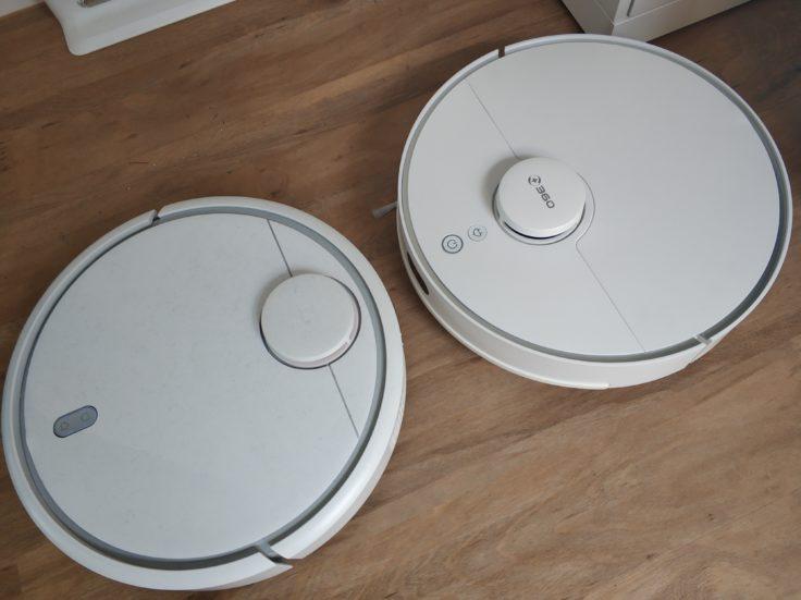 360 S5 Saugroboter Vergleich Mi Robot