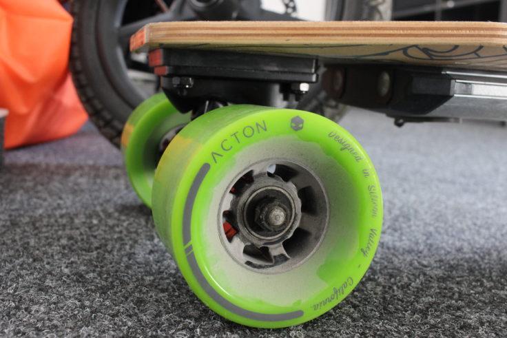 ACTON X1 E-Skateboard Rolle