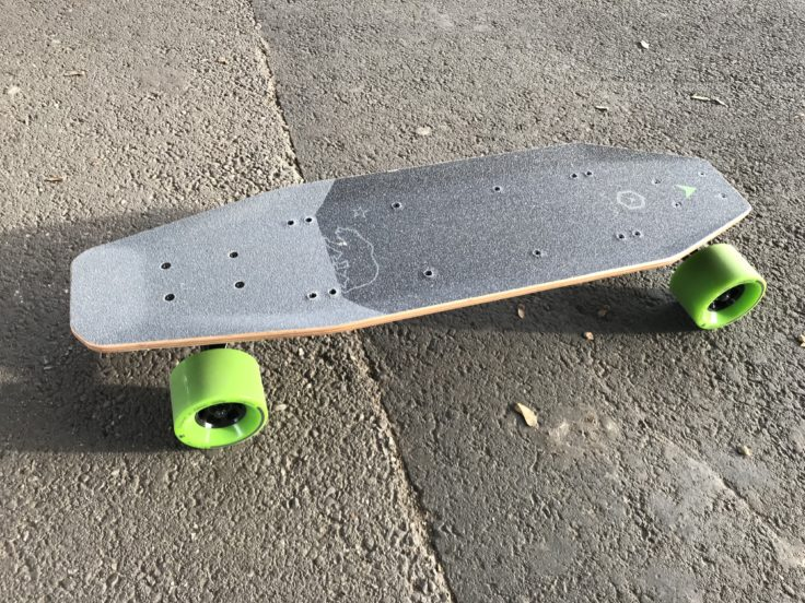 ACTON X1 Skateboard