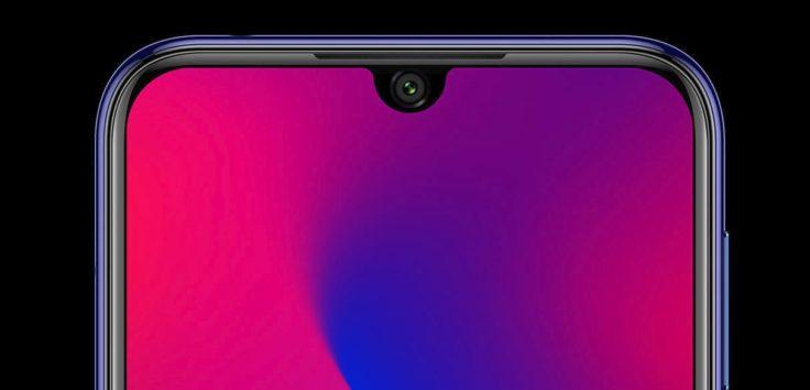 Elephone A6 Mini Notch