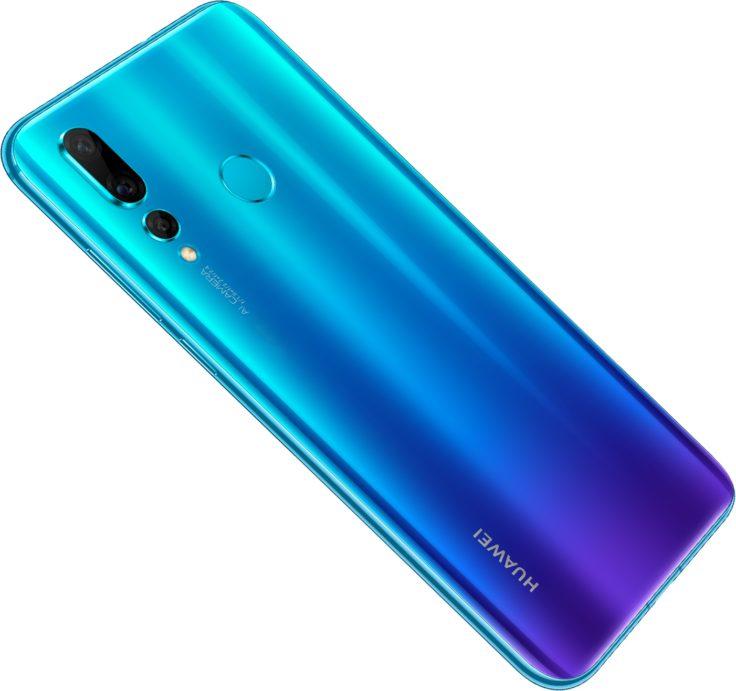 Huawei Nova 4 Rueckseite