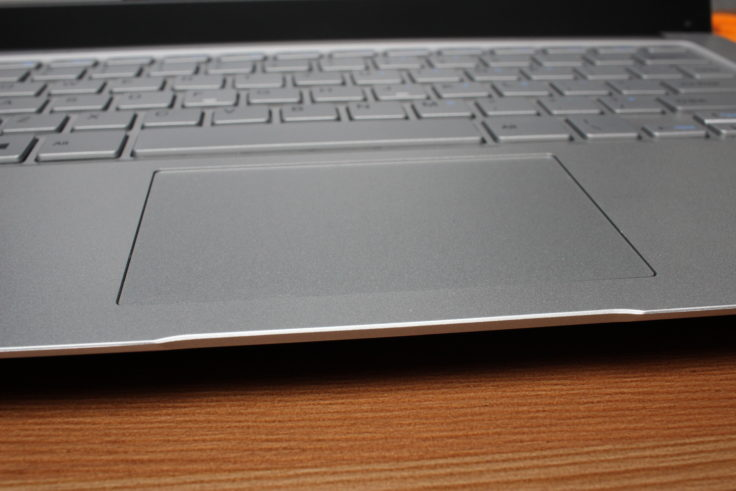 Jumper EZBook S4 Touchpad