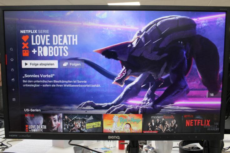 Xiaomi Mi Box S Netflix