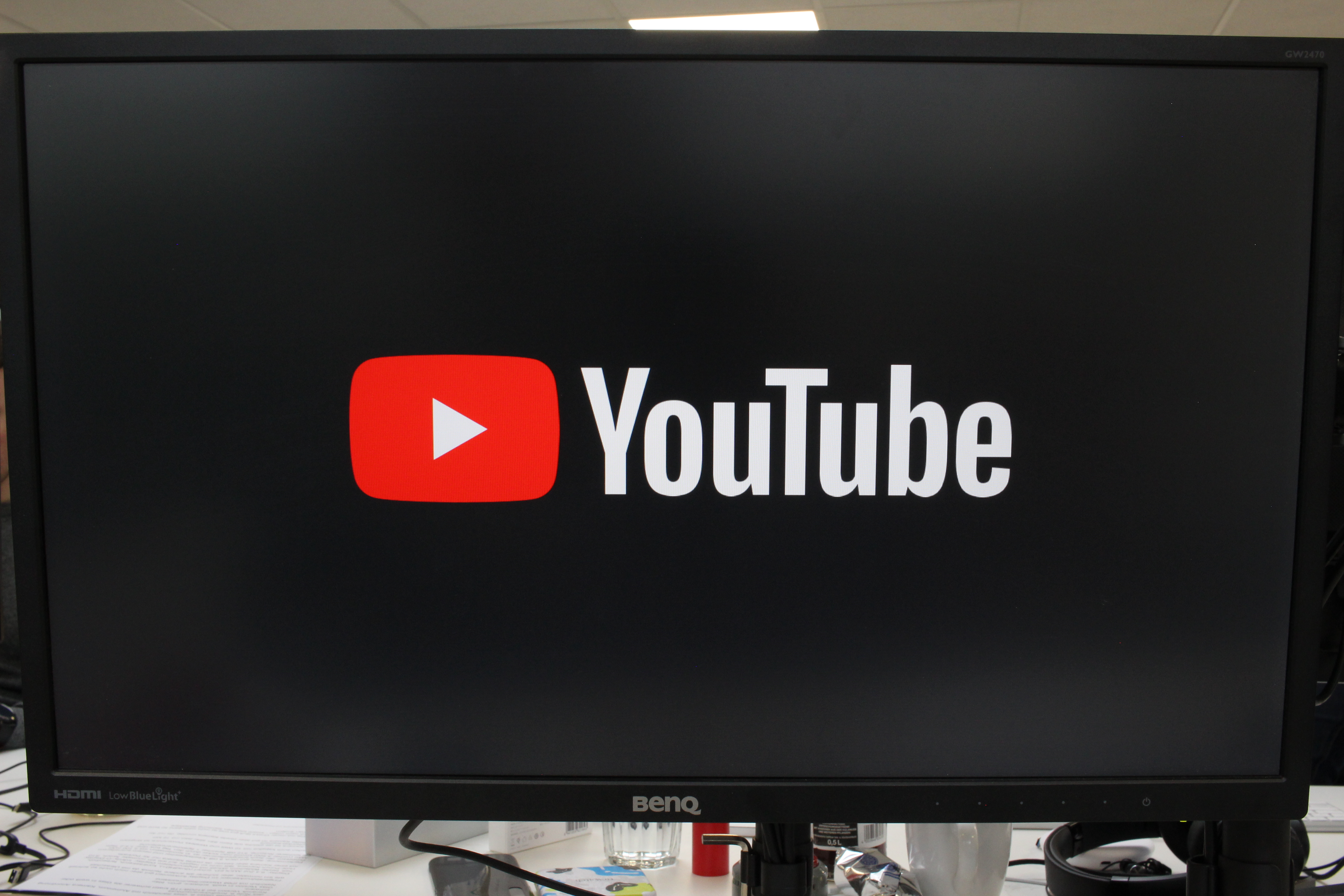gigatv 4k box youtube streamen