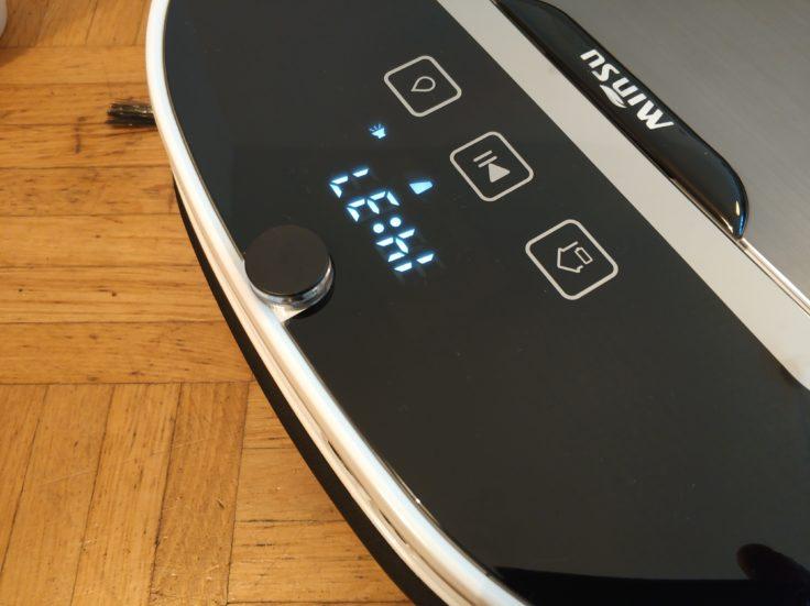 Minsu NV-01 Saugroboter Design Display