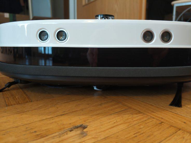 Minsu NV-01 Saugroboter Sensoren