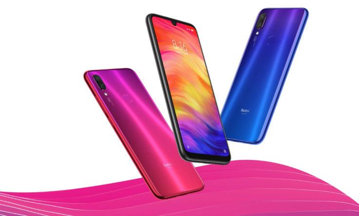 Redmi Note 7 Pro Farben