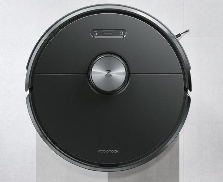 RoboRock T6 Saugroboter Design