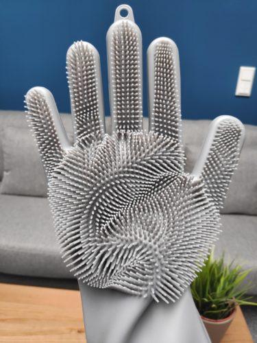 Silikon Geschirrspül-Handschuhe rechte Hand