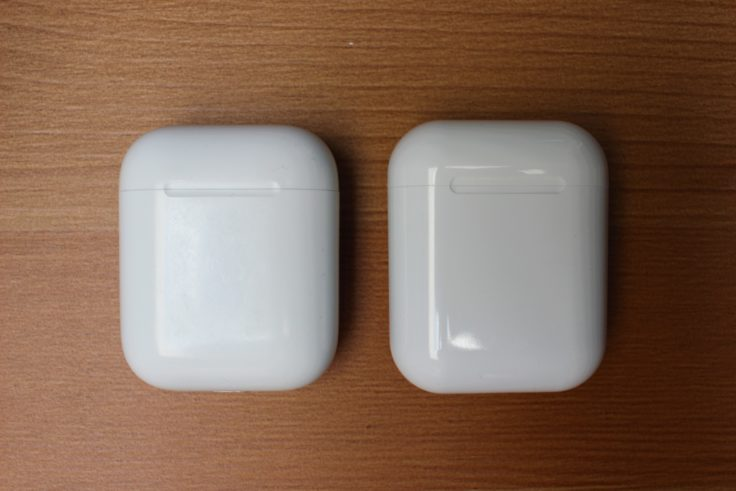 TWS i12 und Airpod Ladebox