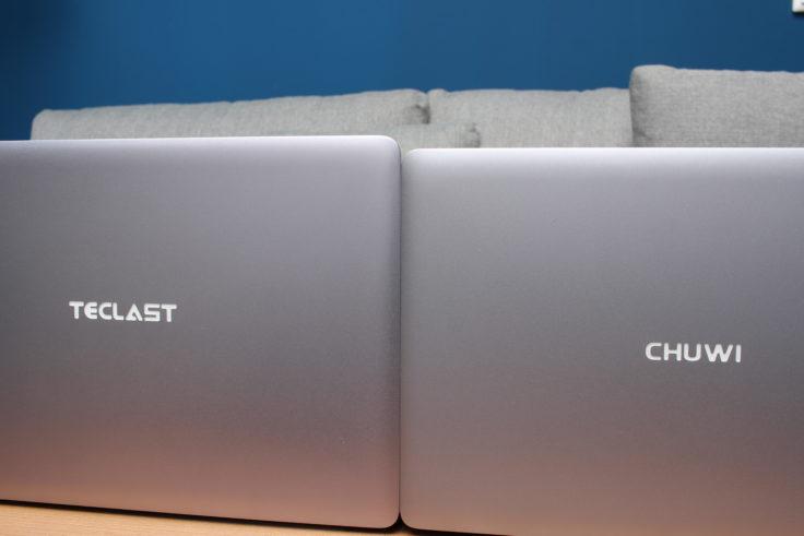 Teclast F7 Plus und CHUWI LapBook SE