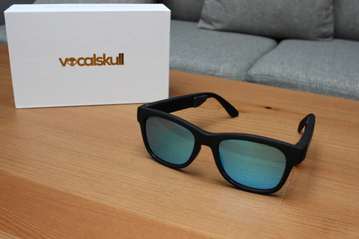 VocalSkull Alien 5 Sonnebrille (2)