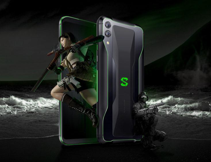 Xiaomi Black Shark 2 Gaming-Smartphone