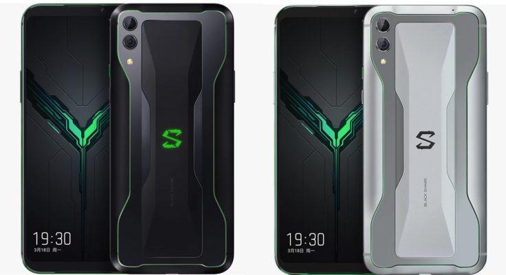 Xiaomi Black Shark 2 Kameras