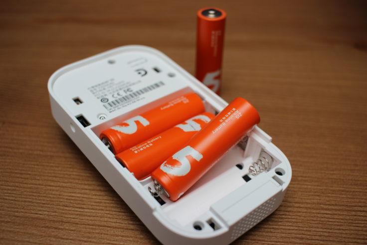 Xiaomi Dingling Smart Türklingel Batterien