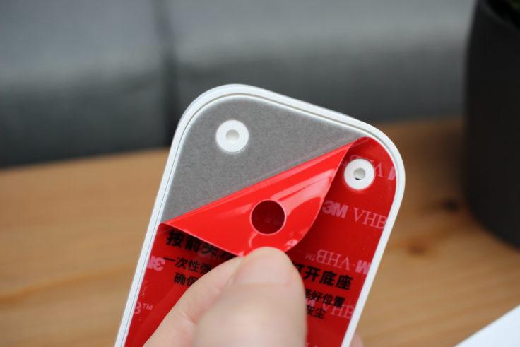 Xiaomi Dingling Smart Türklingel Klebefläche