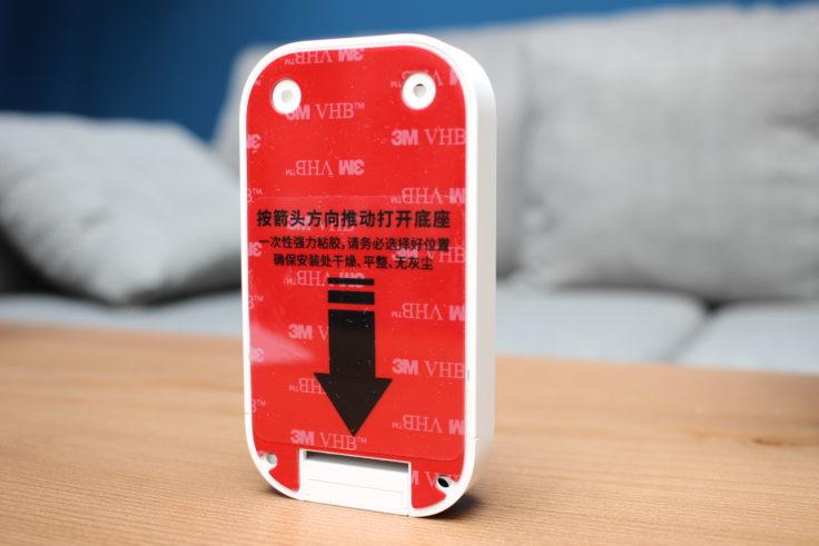 Xiaomi Dingling Smart Türklingel Klebefläche Rückseite