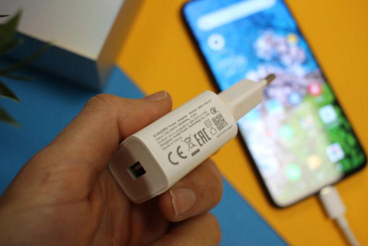 Xiaomi Mi 9 Ladegerät