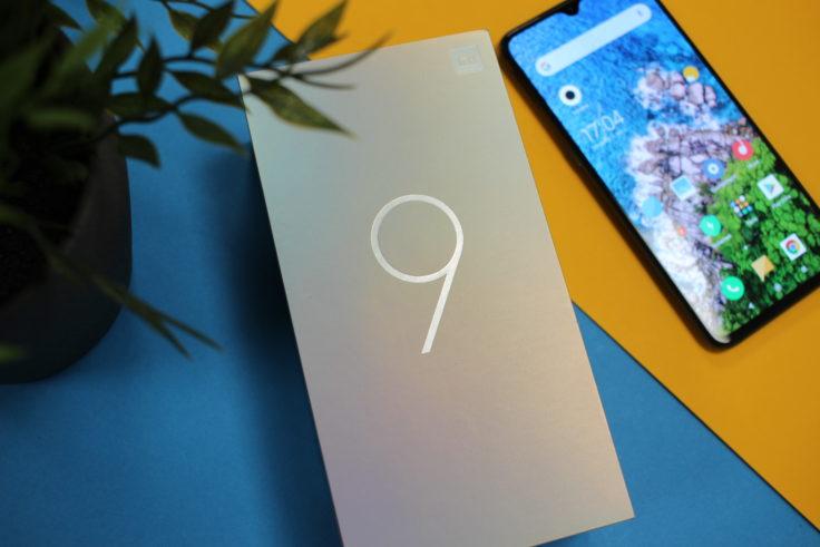 Xiaomi Mi 9 Verpackung