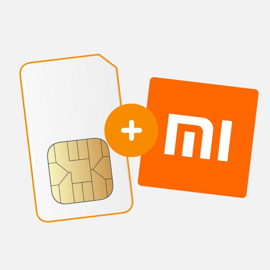 Xiaomi Smartphones mit Vertrag: z.B. Redmi Note 7 für 4,95€