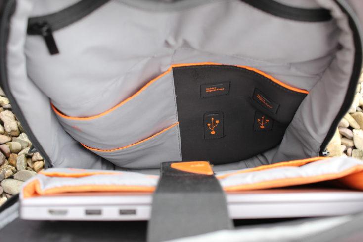Xiaomi Laptop Rucksack Laptopfach 2