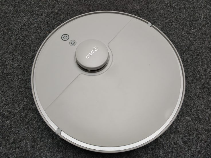 360 S5 Saugroboter Design