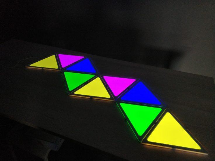 Alfawise A9 DIY LEDs (4)