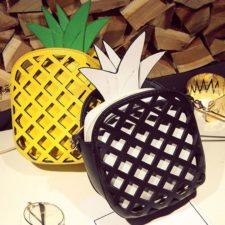 Ananas-Handtasche-Handys