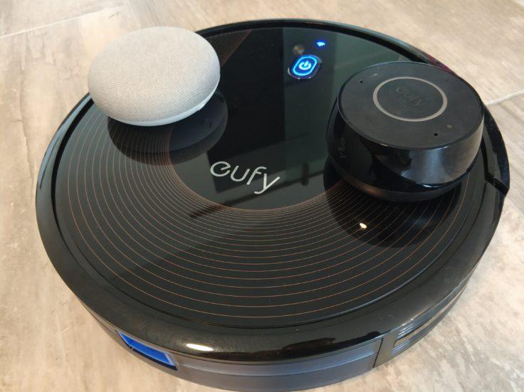 Anker eufy RoboVac 30C Saugroboter Sprachsteuerung Alexa Google Home