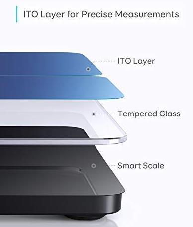 Anker eufy Smart Scale P1 Personenwaage ITO