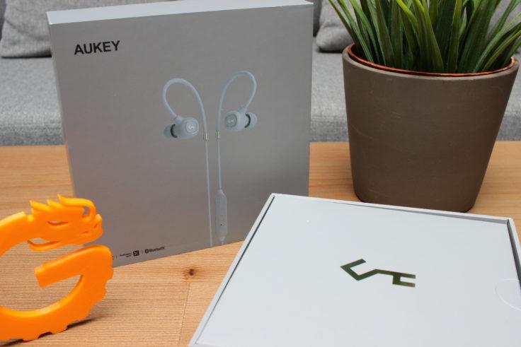 Aukey Key Series EP-B80 Verpackung