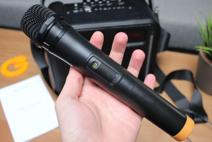 BlitzWolf BW-KS1 Mikrofon