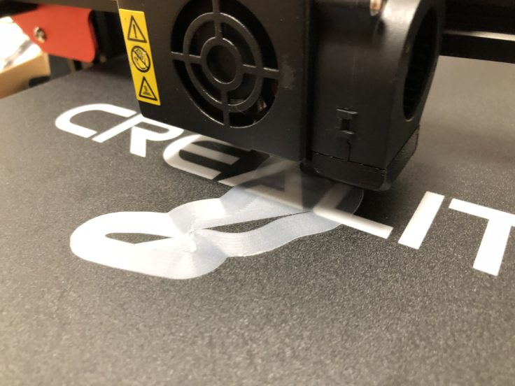 CR-10S-Pro-erster-Layer