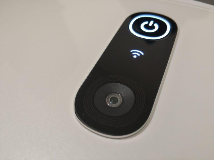 Ecovacs Deebot 710 Saugroboter Kamera