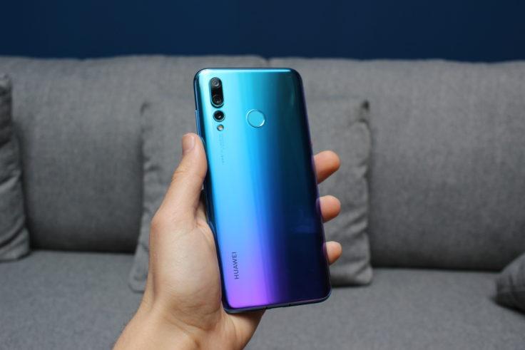 Huawei Nova 4 Rückseite