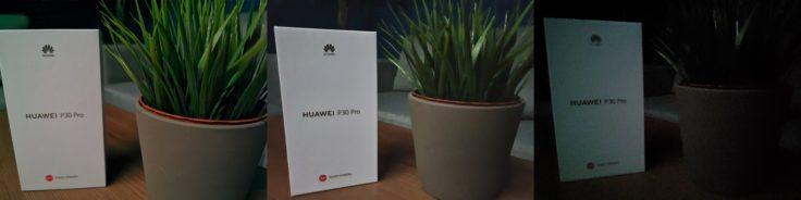Huawei P30 Pro Nacht Foto Vergleich