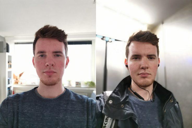 Huawei P30 Pro Portrait Selfies