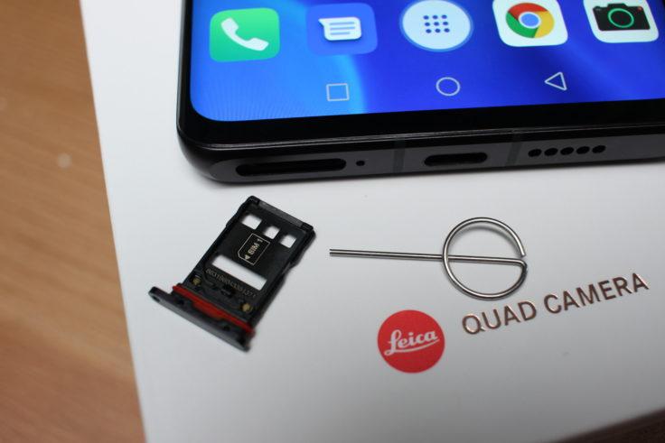 Huawei P30 Pro SIM Slot